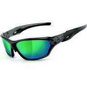 HSE SportEyes 2093 Sonnenbrille Grün Einheitsgröße