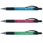 Creion mecanic 0,7 mm, FABER-CASTELL Grip Matic