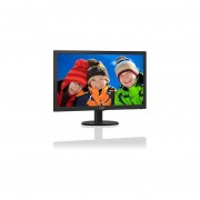 "MONITOR LED 27"" PHILIPS 273V5LHAB/55 FHD HDMI VGA DVI-D"