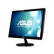 Asus monitor LCD LED VS197DE 18.5\ 5 ms, fekete