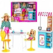 Barbie ice cream cafe GBK87