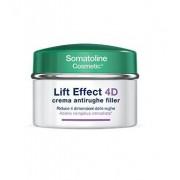 SOMATOLINE Cosmetic Crema Viso Giorno 4d Filler Pelle Secca 50 M