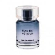 Karl Lagerfeld Les Parfums Matières Bois De Vétiver eau de toilette 50 ml за мъже