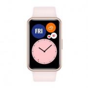 "Reloj inteligente Huawei Watch Fit, AMOLED 1.64"" rosa sakura, STIA-B09/55025866"