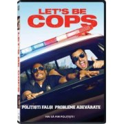 Let s Be Cops DVD 2014