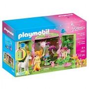 PLAYMOBIL Fairy Garden Play Box Playset