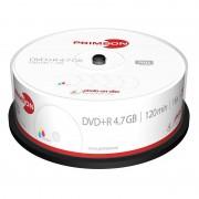 Primeon DVD+R 4.7 GB, 16x, photo-on-disc, Inkjet Fullsize Printable, 25er-Box