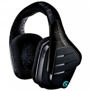 Logitech G933 Artemis Spectrum 7.1 Surround Sound Wireless Gaming Headset - Black