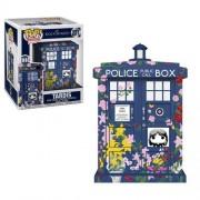 Pop! Vinyl Figura Funko Pop! - TARDIS Floreale Memoriale di Clara - Doctor Who
