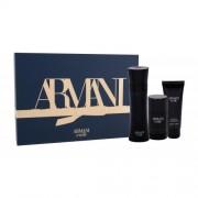 Giorgio Armani Armani Code Pour Homme подаръчен комплект EDT 125 ml + душ гел 75 ml + деостик 75 ml за мъже