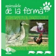 Animalele de la fermă.