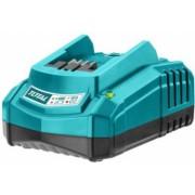 Incarcator Rapid TOTAL Acumulator Li-Ion 20V 2Ah INDUSTRIAL