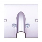 Simon Classic cablu metalic intrare aluminiu (MPK1.02 / 26)