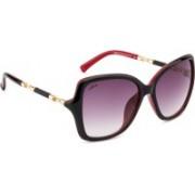 Rafa Cat-eye Sunglasses(Grey)