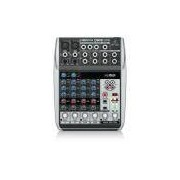 Mesa De Som Behringer Xenyx Q802Usb Mixer 110v