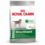 Royal Canin Shn Mini Sterilised 2 kg - Hondenvoer