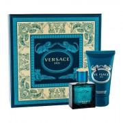 Versace Eros confezione regalo Eau de Toilette 30 ml + doccia gel 50 ml uomo