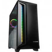 COUGAR Dark Blader X7 Black, Mid-Tower, Mini ITX/Micro ATX/ATX/CEB/E-ATX, 220x486x468(mm), USB 3.0 x 2, USB 2.0 x 1, Mic x1/Audi