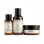Razor MD Natural Unscented Travel Trio Grooming