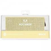 Тонколонка за мобилни устройства Fresh & Rebel Rockbox Brick Buttercup, Жълт, FNR-ROCKBOX-BRICK-BC