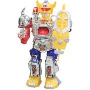 Toys Factory Escort Robot - 360 Rotation - Led Lights - Dulcet Music