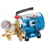 Elektryczna pompa do prób ciśnieniowych i szczelności INSTAL-PRES AUTO