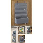Ajtóra akasztható tároló és rendszerező táska