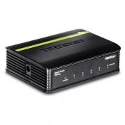 Trendnet Trendnet 5-Port Gigabit Greennet Switch. Tipo Interruttore: Unmanaged Network Switch. Quantità Di Porte Rj-45: 5. Full Duplex