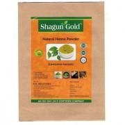 Shagun Gold Natural Henna Powder (lawsonia Inermis ) 400g