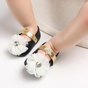 C-500 meses bebé Girls shoes Handmade Primera caminantes recién nacido