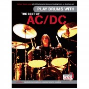 Wise Publications Play Drums With: AC/DC incl. Download Card