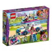 Lego Friends - Vehículo de Operaciones de Olivia - 41333
