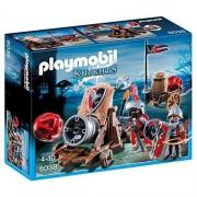 Playmobil knights cannone gigante dei cavalieri del falcone 6038