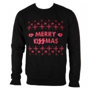 pulóver (kapucni nélkül) férfi Kiss - Merry Kissmas - PLASTIC HEAD - PH9534CSW