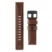 Curea piele UAG Leather Strap Samsung Galaxy Watch (46mm) Brown