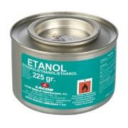 Lacor Boîte d'alcool à brûler / éthanol en gel - 225g - Lot de 6 - Alcool - Lacor