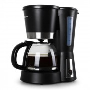 Klarstein Sunday Morning aparat de cafea negru 900 W 1.2 l (TK8-Sunday)