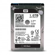 HDD notebook 1 TB Western Digital Black WD10JPLX SATA-III 2.5""