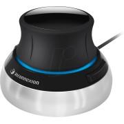 3DX SPACE MOUSEC - 3D-Maus (Mouse), USB, SpaceMouse Compact