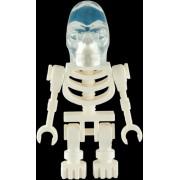 Lego Indiana Jones: Akator Skeleton (Crystal Skull) Mini-Figurine