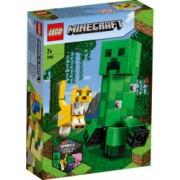 LEGO Minecraft Creeper si Ocelot No. 21156