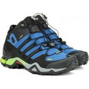 ADIDAS TERREX FAST R MID GTX Men Outdoor Shoes For Men(Black)