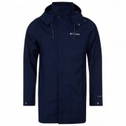 Columbia - East Park Mackintosh Jacket - Veste imperméable taille XXL, noir/bleu