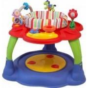 Centru de joaca cu activitati multiple Baby Mix Rainbow