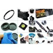 10 in 1 accessories kit: Nikon D3500 + AF-P 18-55mm VR