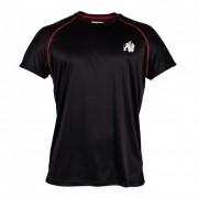 Gorilla Wear Performance t-shirt Black/red - XL