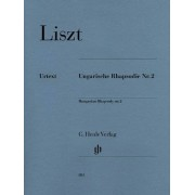Liszt Franz Hungarian Rhapsody No 2