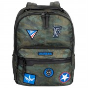 FIRETRAP Icon Badge Backpack Batoh 71537390 One Size