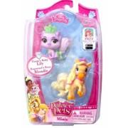 Figurina Pisicuta Tianei si Poneiul lui Rapunzel Palace Pets Disney