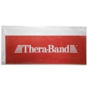 Thera-Band gumiszalag hurok 20,5 cm piros